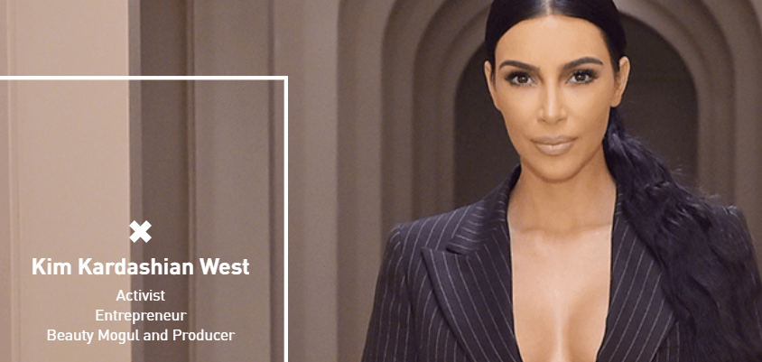 Kim Kardashian on WCIT2019